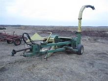 Used John Deere 3960