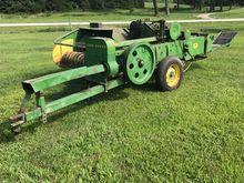 John Deere Model 24T Hay Baler