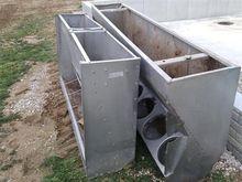 Stainless Steel Hog Feeders