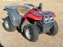 Kawasaki Kaps 400 ATV