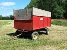 Lind Implement Bush Hog Barge B