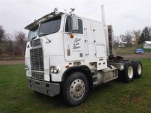 1981 Freightliner Cab-Over T/A