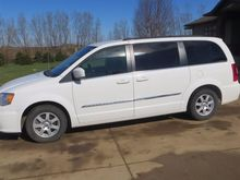 2011 Chrysler Town & Country To