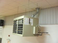 ADP SEP-230A-5 Gas Heaters