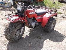 1985 Honda Big Red ATC 250 ES 3
