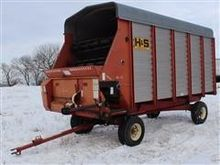 1994 H&S Super 7+4 16' Forage W