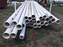 """PVC 32-6"""" X 30' Gated And 10-10"""