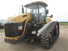 2004 Cat CH755 Tracked Tractor