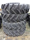 Michelin Tires on AgriBib Rims