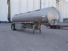 1977 Timpte 105 Fuel Tanker Tra