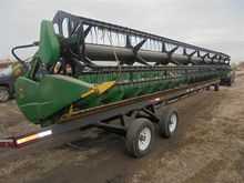 John Deere 635F Flex Head