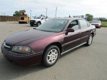 2004 Chevrolet Impala 4 Door Se
