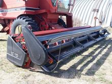 Case IH 1010 Rigid Platform Hea