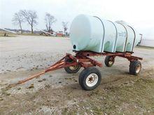 Liquid Fertilizer Tank on High