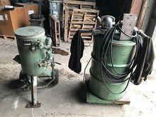 Clemco Sand Blaster, Vacuum