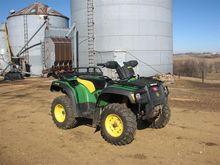 John Deere Buck ATV