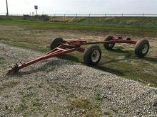 Behnke Tank or Hay Wagon Runnin