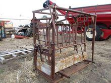 WW Cattle Chute