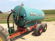 Balzer V2250 Liquid Manure Spre