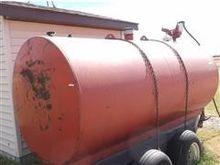 Used Fuel Tank in Ti