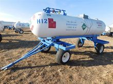 Trinity Steel Anhydrous Tank