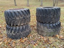 Firestone Flotation Tires and R