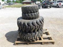 Titan Tires on Rims