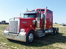 1999 Kenworth W900 T/A Truck Tr