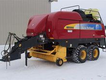 2011 New Holland BR9060 Big Squ