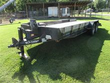 2011 Rice Trailers T/A Flatbed