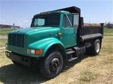1997 International 4900 S/A Dum