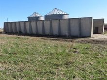 Used Bunker Silo in