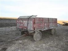 Used Barge Wagon in