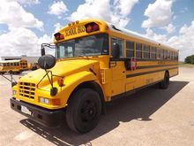 2005 Blue Bird 72 Seat School B