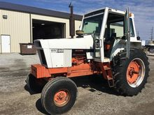 1973 Case 1070 2WD Tractor