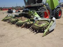 Claas Orbis 750 Rotary Forage H