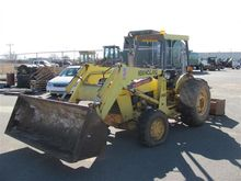 1995 Ford 545D MFWD Tractor w/F