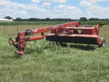 Case IH DCX131 Towed Windrower