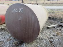 Used Oil/Fuel Storag