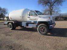 1992 Chevrolet Propane Truck