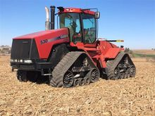 2007 Case IH 530 Tracked Tracto