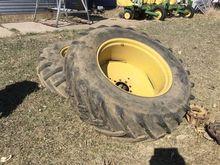Goodyear 18.4 - 34 Tires & Rims