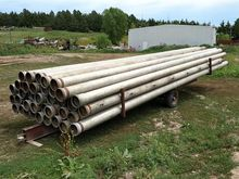 Ames & Rainway Aluminum Pipe on