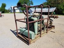 Detroit 3 Cylinder Diesel Engin