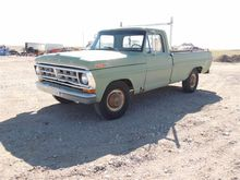 Used 1971 Ford F-250