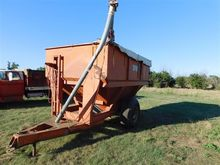 Wetmore Grain Cart Converted to