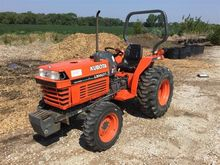 2002 Kubota L3000DT 4WD Tractor