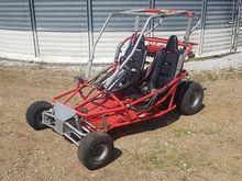 Yerf-Dog 2 Seater Go Cart