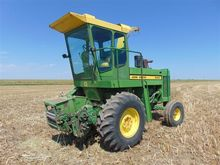 John Deere 5400 Forage Harveste