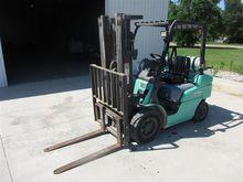Mitsubishi FG25N LP Forklift